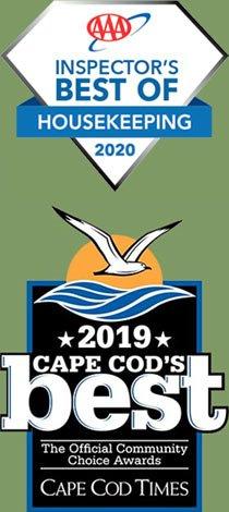 2020 Good Housekeeping award form AAA. 2019 Cape Cod' Choice award nominee.